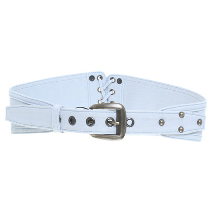 Stella McCartney Belt in light blue
