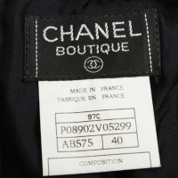 Chanel Costume in blue