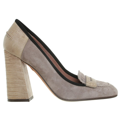 L'autre Chose pumps in beige