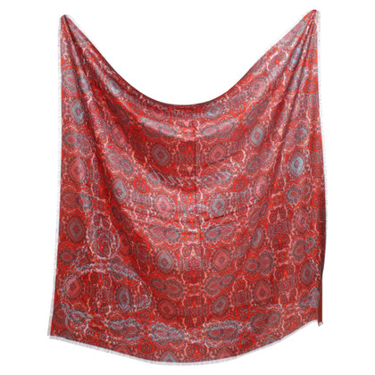 Chopard Scarf with paisley pattern
