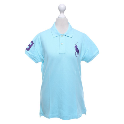 Polo Ralph Lauren Polo shirt in turquoise