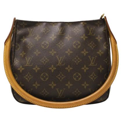 "Louis Vuitton ""Looping MM Monogram Canvas"""