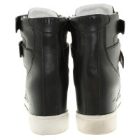 Marc by Marc Jacobs Wedges in zwart / White
