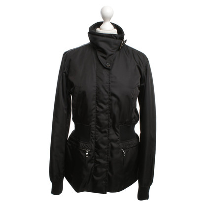 Prada Nylon jacket in black