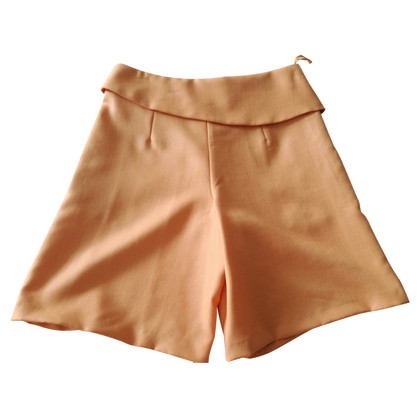Armani Shorts in orange