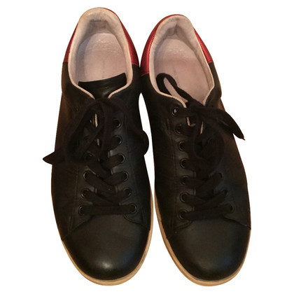 Isabel Marant Etoile Sneaker in Schwarz