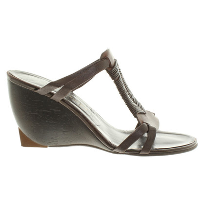 Robert Clergerie Sandals with wedge heel