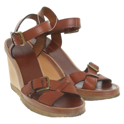 Isabel Marant Wedges in brown