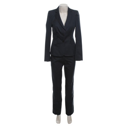 Costume National Suit in donkerblauw