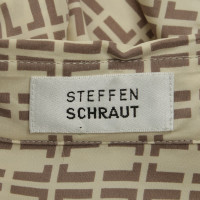 Steffen Schraut Dress with pattern
