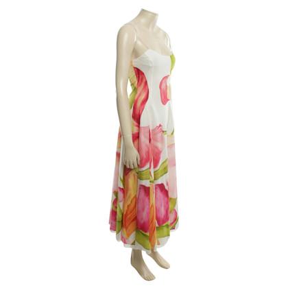 Ralph Lauren Kleid mit floralem Muster