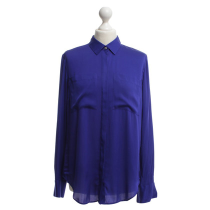 J. Crew Blouse in royal blue