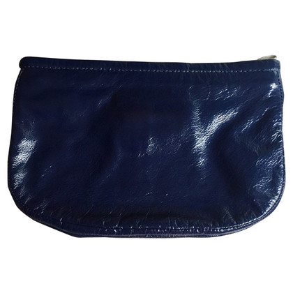 Marc by Marc Jacobs clutch in blu