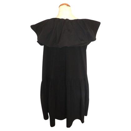 Prada Dress with ruffle collar