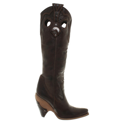 Christian Dior Boots in westerse blik