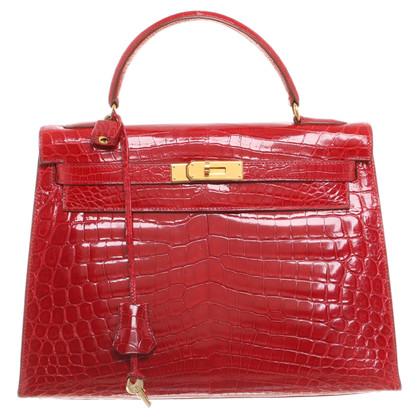 """Hermès """"Kelly Bag 32 Crocodylus Niloticus"""""""