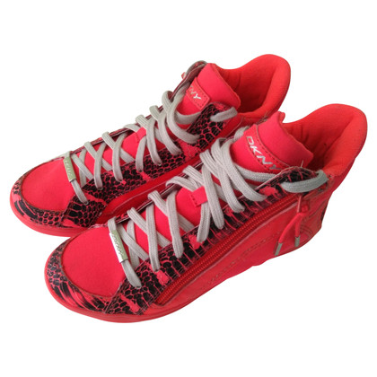 DKNY High-top sneakers