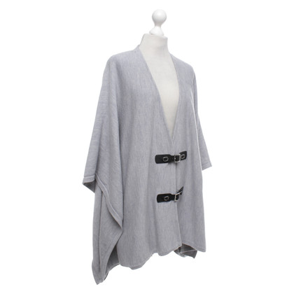 Michael Kors Poncho in grijs