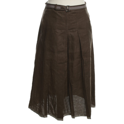 Max Mara skirt in Brown