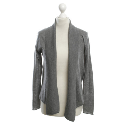 Bloom Cardigan in Grau