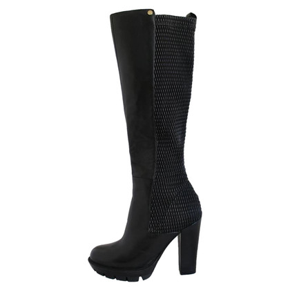 Ermanno Scervino Leather boots