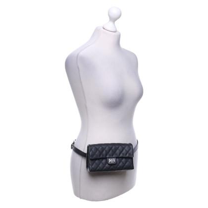 Chanel Uniform Bumbag in black