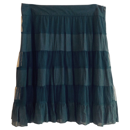Noa Noa Gonna in tulle in teal