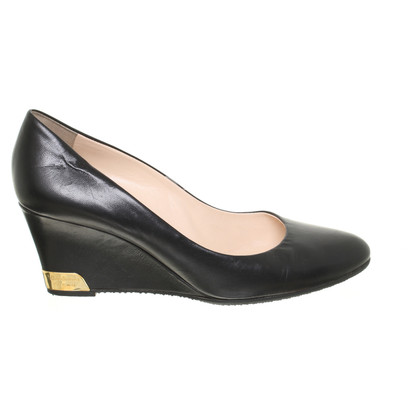 Baldinini Wedges in black