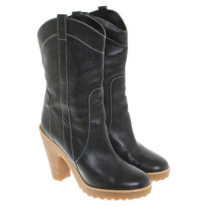Marc Jacobs Boots in zwart