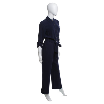 "Diane von Furstenberg Jumpsuit ""Lori"" in dark blue"