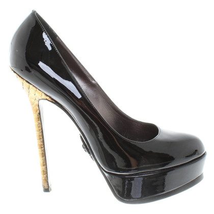 Philipp Plein pumps en noir