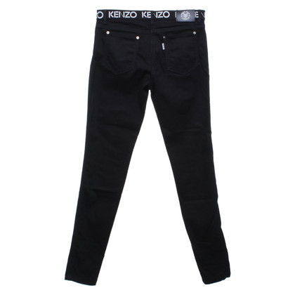 Kenzo Jeans con stampa logo