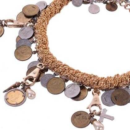 Dolce & Gabbana monete Collier