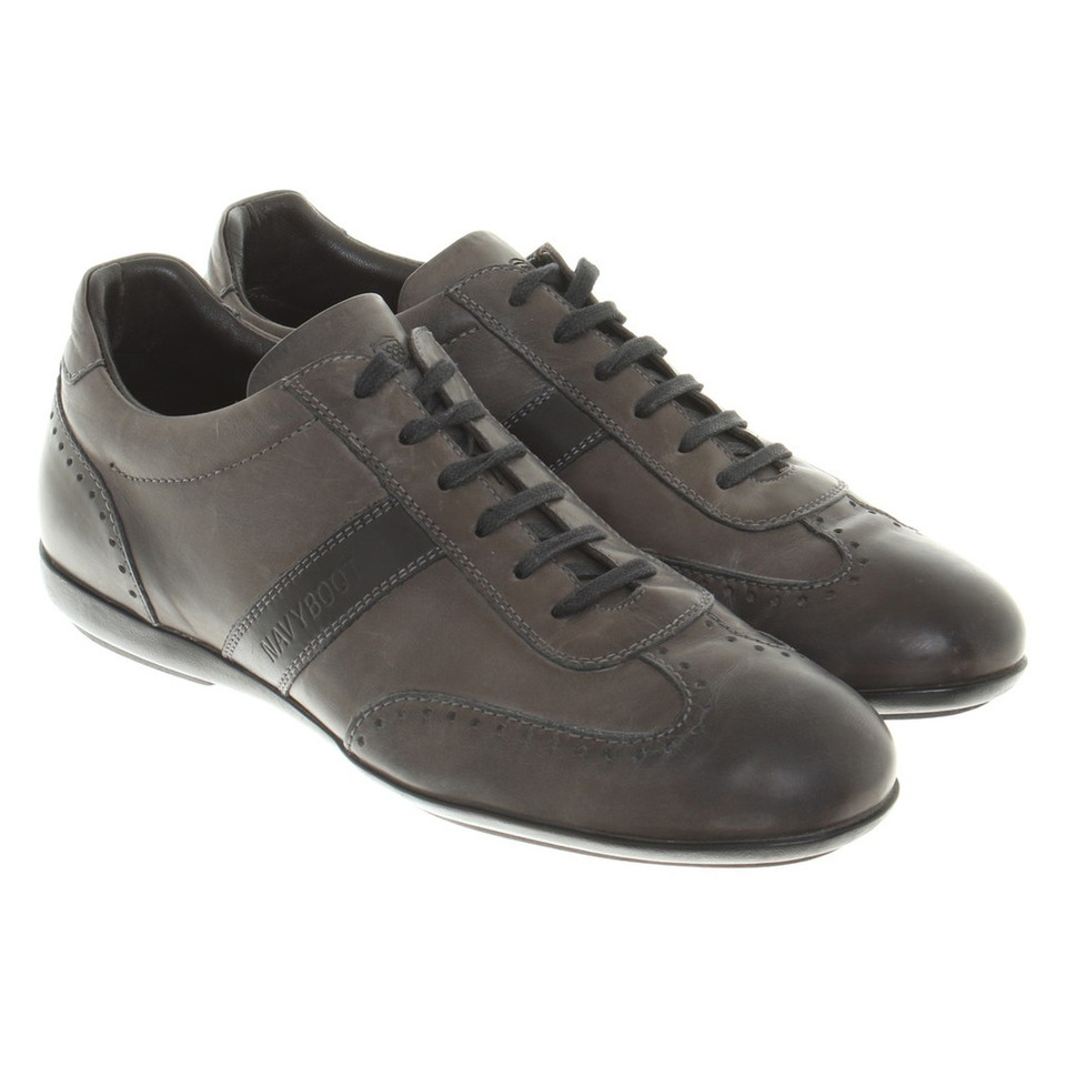 Navyboot Lace-up shoes in anthracite