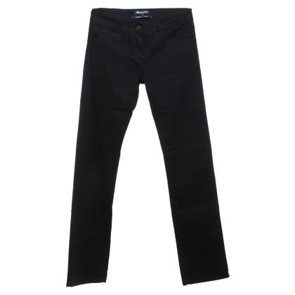 Aquascutum Jeans in zwart