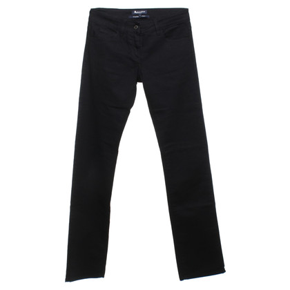 Aquascutum Jeans in Schwarz