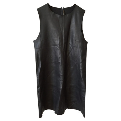 Balenciaga T.42 pelle Balenciaga Black Dress