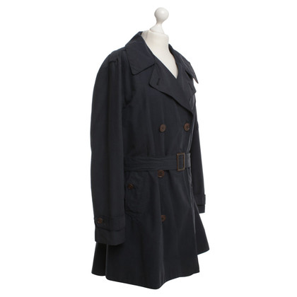 Polo Ralph Lauren Trenchcoat in donkerblauw