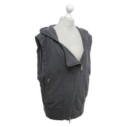 Stella McCartney for Adidas Sweat-Weste in Grau