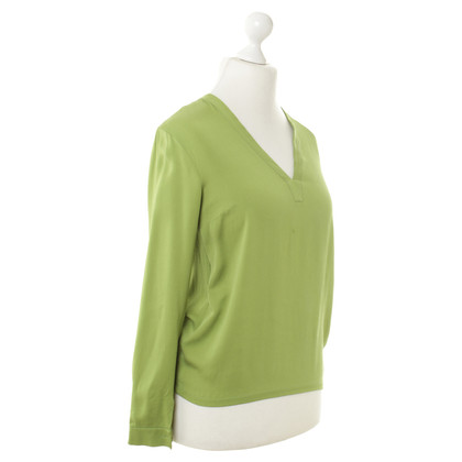 Max Mara Blouse in light green