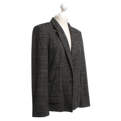 Hugo Boss Blazer in gray / white