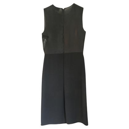 Phillip Lim Zwart zijden jurk