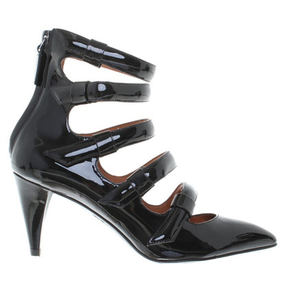 Marc Jacobs Sandalen Patent Leather