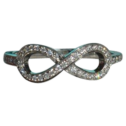 "Tiffany & Co. ""Infinity-Ring"" mit Diamanten"
