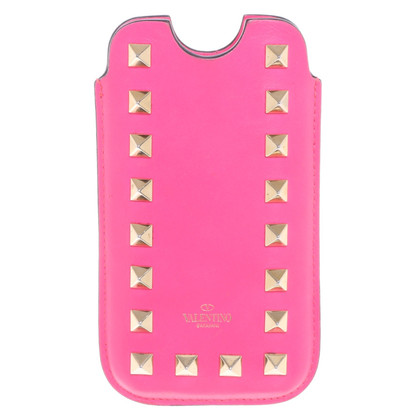 Valentino iPhone Case in pink
