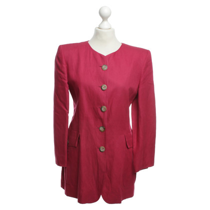 Laurèl Blazer in Fuchsia
