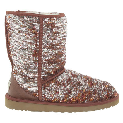 Ugg Bottines avec garniture de sequins