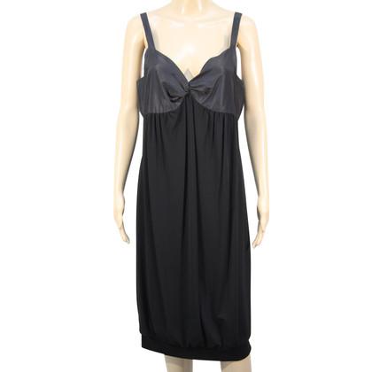 Max Mara Strap vestito in nero