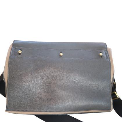 Yves Saint Laurent messenger bag a tracolla
