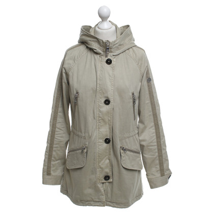 Blonde No8 Parka in Beige